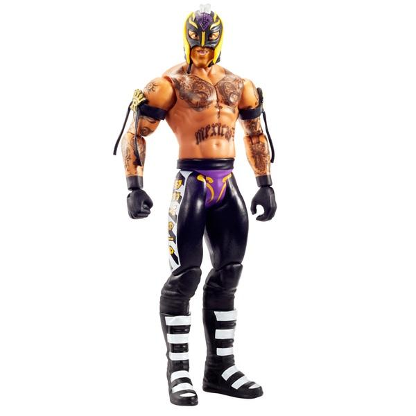 WWE Basic Series 104 Rey Mysterio Action Figure
