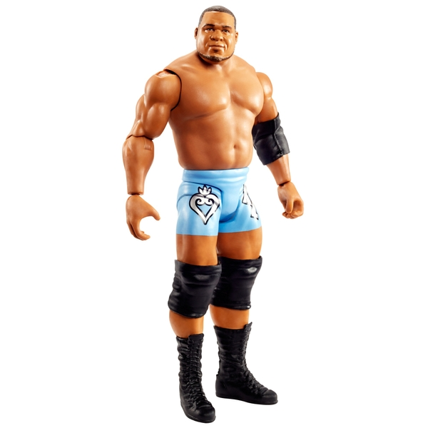 WWE Basic Series 104 Keith Lee Action