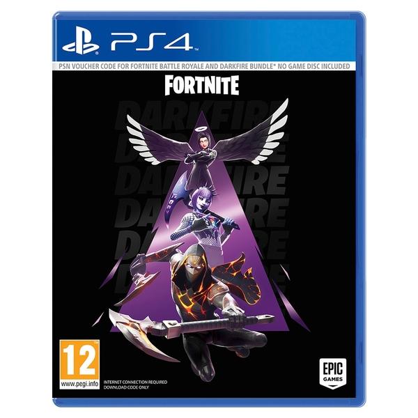 Fortnite Darkfire Bundle Ps4 Fortnite Gaming