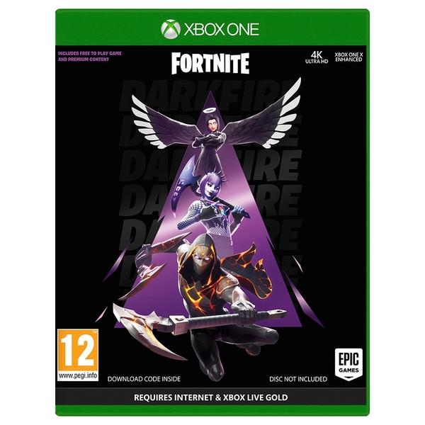 Fortnite Darkfire Bundle Xbox One