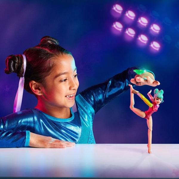 Team GEM Magic Balance Gemnast Doll Jade