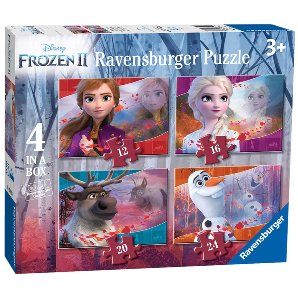 Ravensburger Disney Frozen 2, 4 in a Box