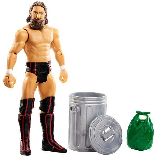 WWE Wrekkin Daniel Bryan