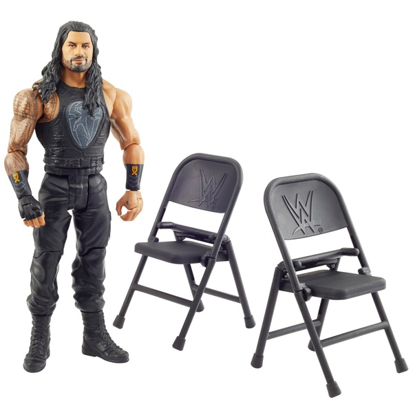 WWE Wrekkin Roman Reigns Figure