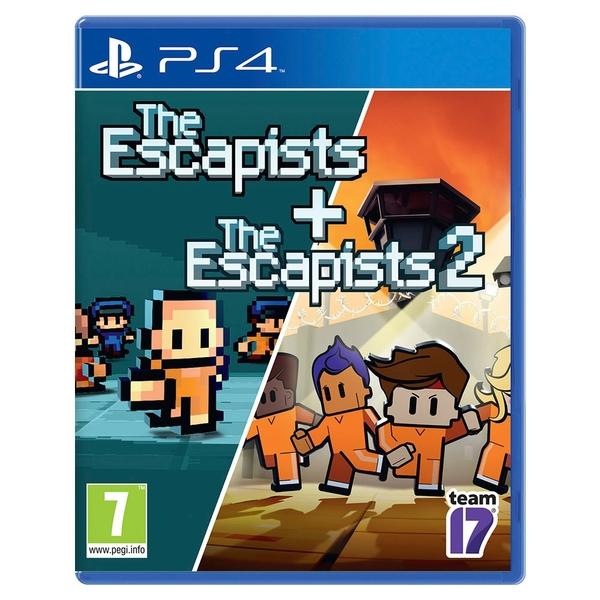 The Escapists + The Escapists 2 Double Pack PS4