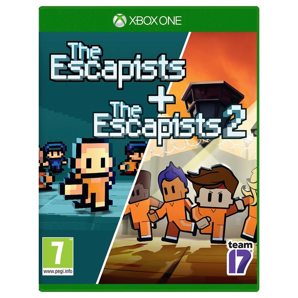 The Escapists + The Escapists 2 Double Pack Xbox One