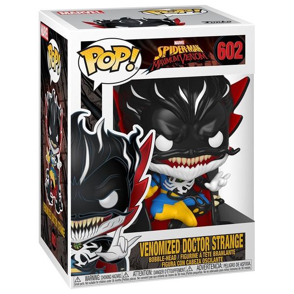 POP! Vinyl: Marvel Max Venomized Doctor Strange
