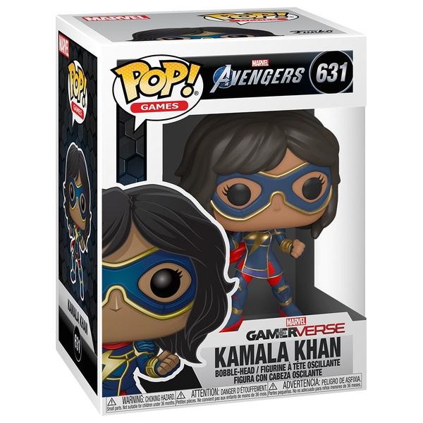 POP! Vinyl: Marvel Avengers: Kamala Khan Bobble-Head