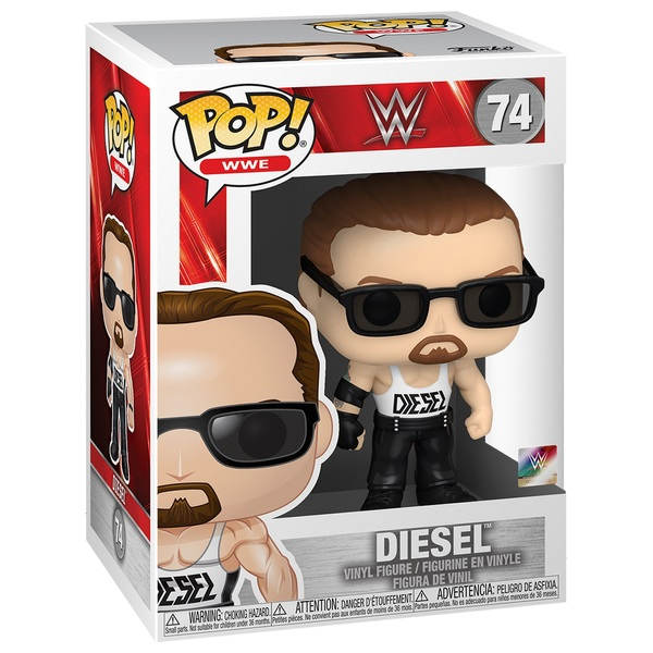 POP! Vinyl: WWE: Diesel with Chase Assortment