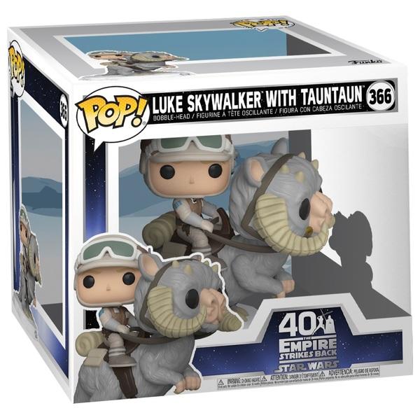 POP! Vinyl: Luke Skywalker with Tauntaun - Deluxe Star Wars