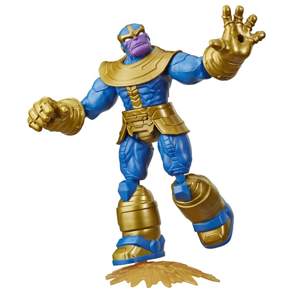 Bend And Flex Thanos 15cm Bendable Action Figure Marvel Avengers