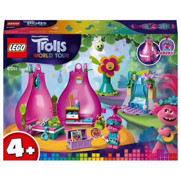 LEGO 41251 Trolls World Tour Poppy's Pod