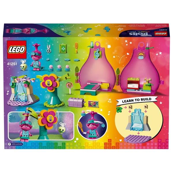 Lego 41251 Trolls World Tour Poppy S Pod Smyths Toys Ireland