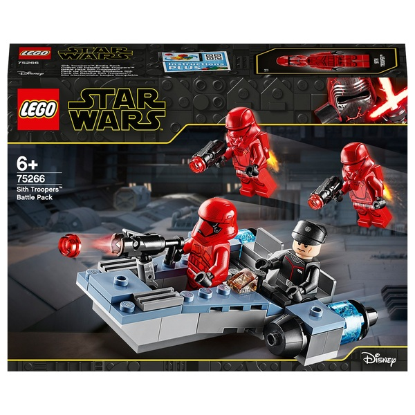 LEGO 75266 Star Wars Sith Troopers Battle Pack Building Set