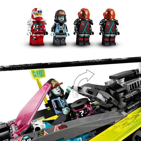 LEGO 71710 NINJAGO Ninja Tuner Car Prime Empire Building ...