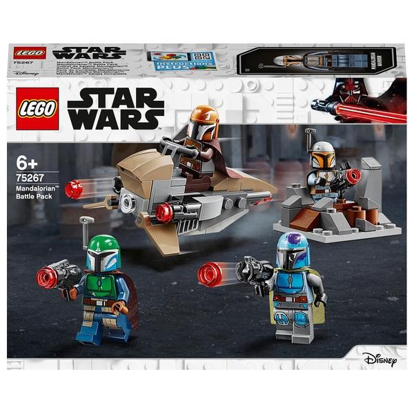 LEGO 75267 Star Wars Mandalorian Battle Pack Building Set