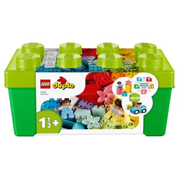 LEGO 10913 DUPLO Classic Brick Box with Toy Storage