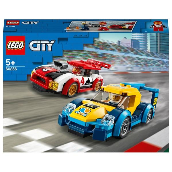LEGO 60256 City Turbio Wheels Racing Cars Building Set