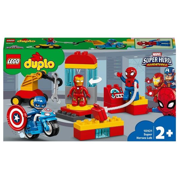 LEGO 10921 Duplo Marvel Super Heroes Lab