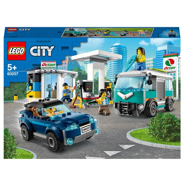LEGO 60257 City Turbo Wheels Service Station