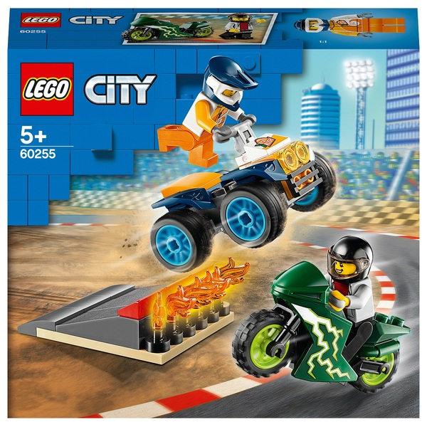LEGO 60255 City Turbo Wheels Stunt Team