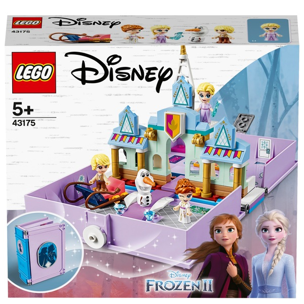 LEGO 43175 Disney Frozen II Anna and Elsa' Storybook Adventures