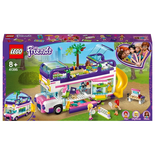 LEGO 41395 Friends Friendship Bus