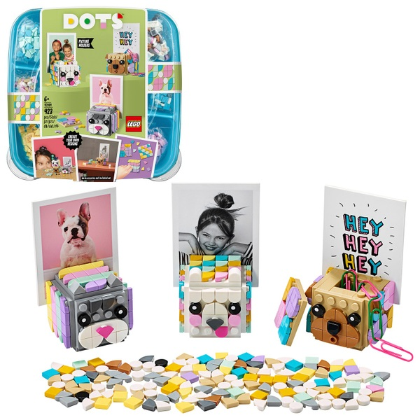 LEGO 41904 DOTS Animal Picture Holders DIY Craft Decor Set