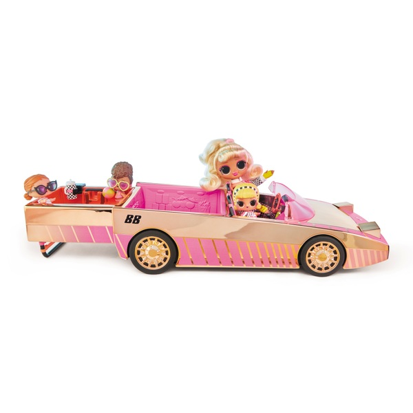 L.O.L. Surprise! Car-Pool Coupe with Doll