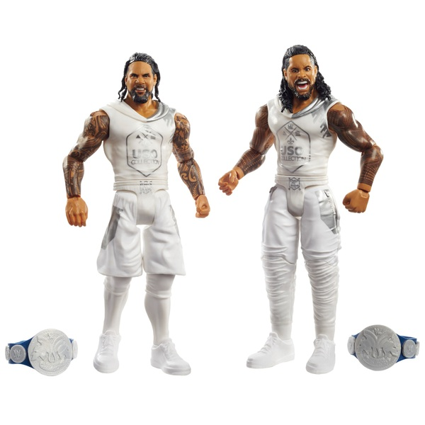 WWE Battle Pack Series 64 The USOS