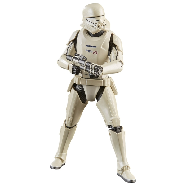 Star Wars The Black Series Carbonised Collection First Order Jet Trooper Figure