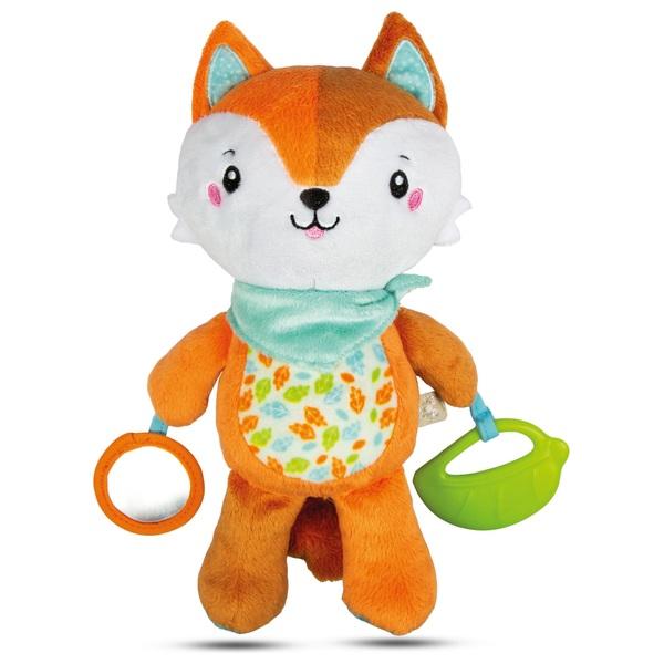 Baby Clementoni Happy Fox Activity Plush