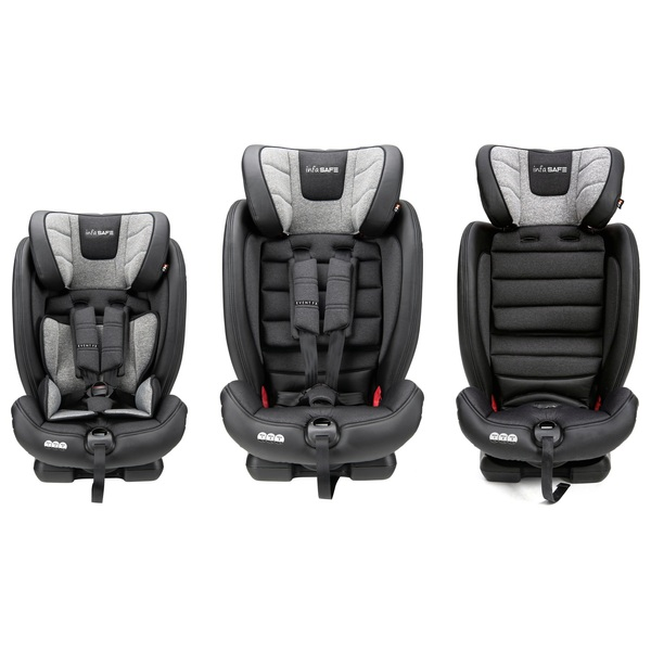 InfaSafe Event FX Group 1-2-3 Car Seat