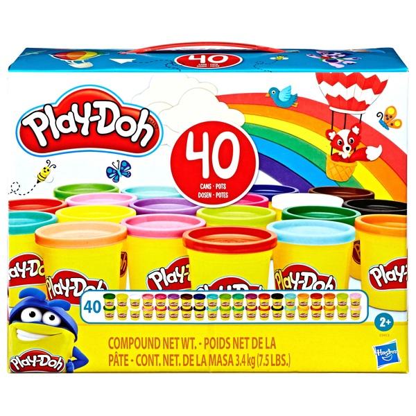 Play-Doh Mega 40 pack