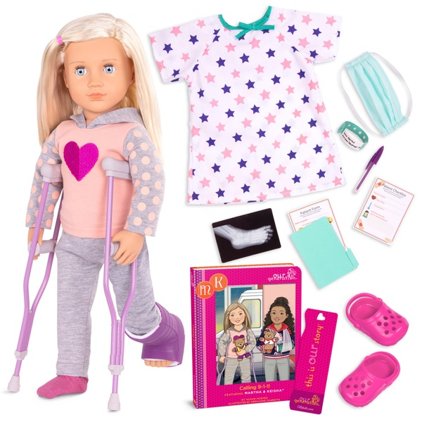 Our Generation Martha Deluxe Doll