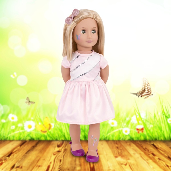 Our Generation Rosalyn Hair Play Doll