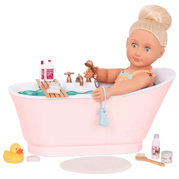 Our Generation Bath and Bubbles Set
