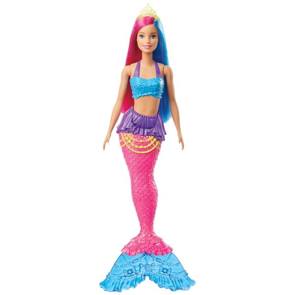 Barbie Dreamtopia Mermaid Doll (Pink and Blue)