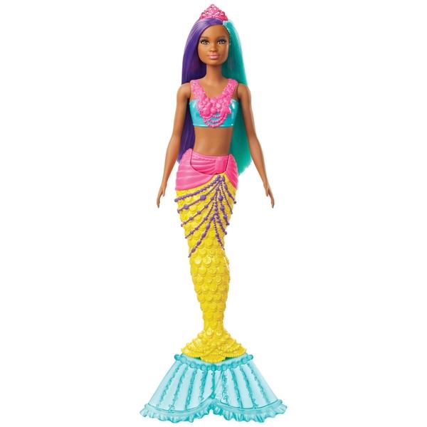 Barbie Dreamtopia Mermaid Doll Purple and Teal