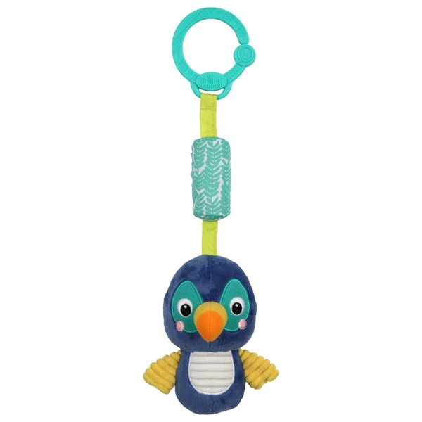 Bright Starts Chime Along Friends Take Along Toy - Toucan
