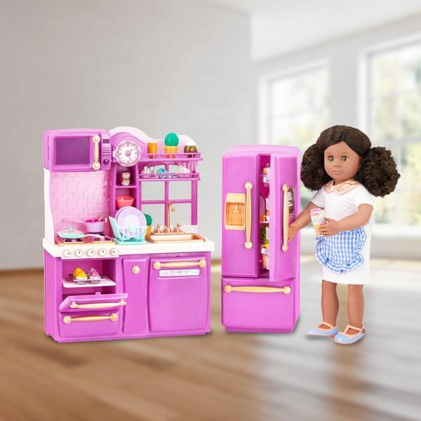 Our Generation Gourmet Kitchen Set Smyths Toys Ireland