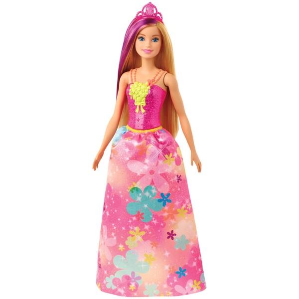 Barbie Dreamtopia Princess Doll (Flowery Pink Dress)