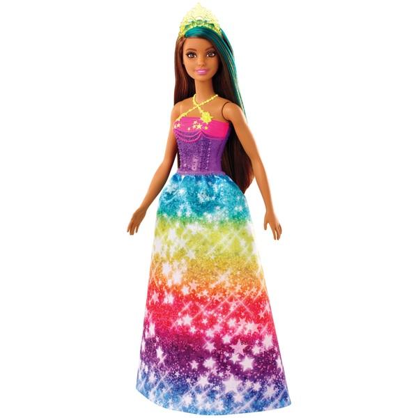 Barbie Dreamtopia Princess Doll (Starry Rainbow Dress)
