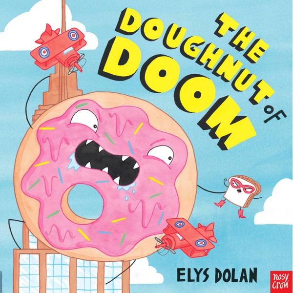 The Doughnut of Doom Book