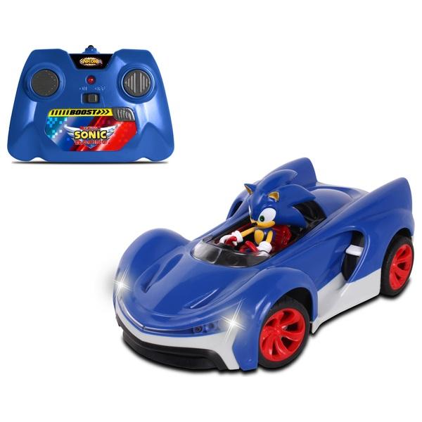 Sonic Radio Control Car
