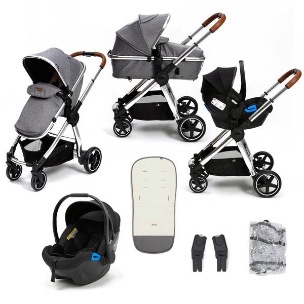 Panorama XT by Babylo 2-in-1 Travel System & Car Seat