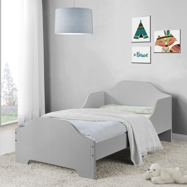 Nested Toddler Bed (Grey)