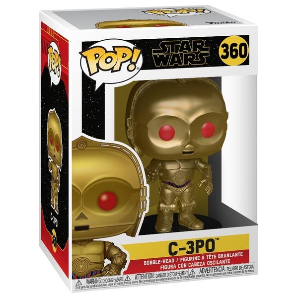 POP! Vinyl: C-3PO - Rise of Skywalker - Star Wars