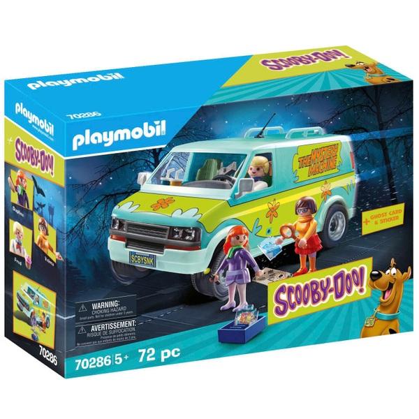 Playmobil 70286 Scooby-Doo! Mystery Machine Van