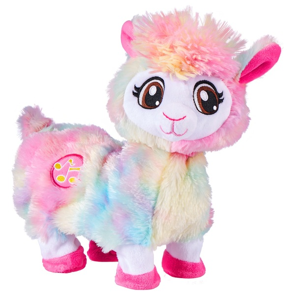 Pets Alive Boppi Multicoloured Llama By ZURU
